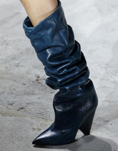 Итоги Недель моды: самая красивая обувь | галерея [1] фото [8]