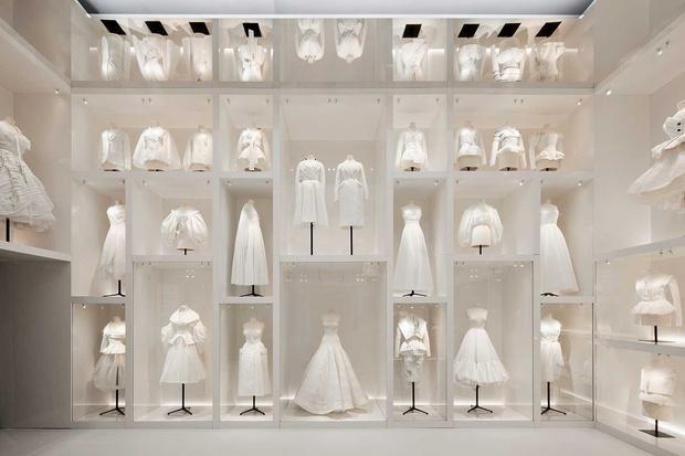 Выставка «Кристиан Диор: дизайнер мечты» в Лондоне (фото 10)