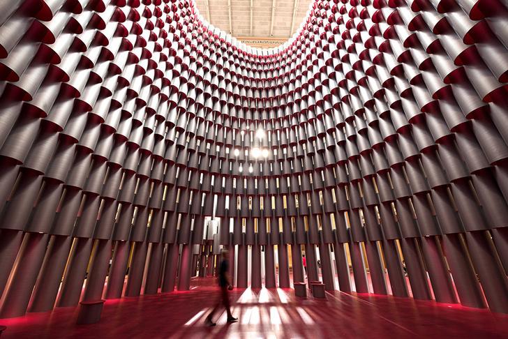 Новый облик Национального строительного музея в Вашингтоне