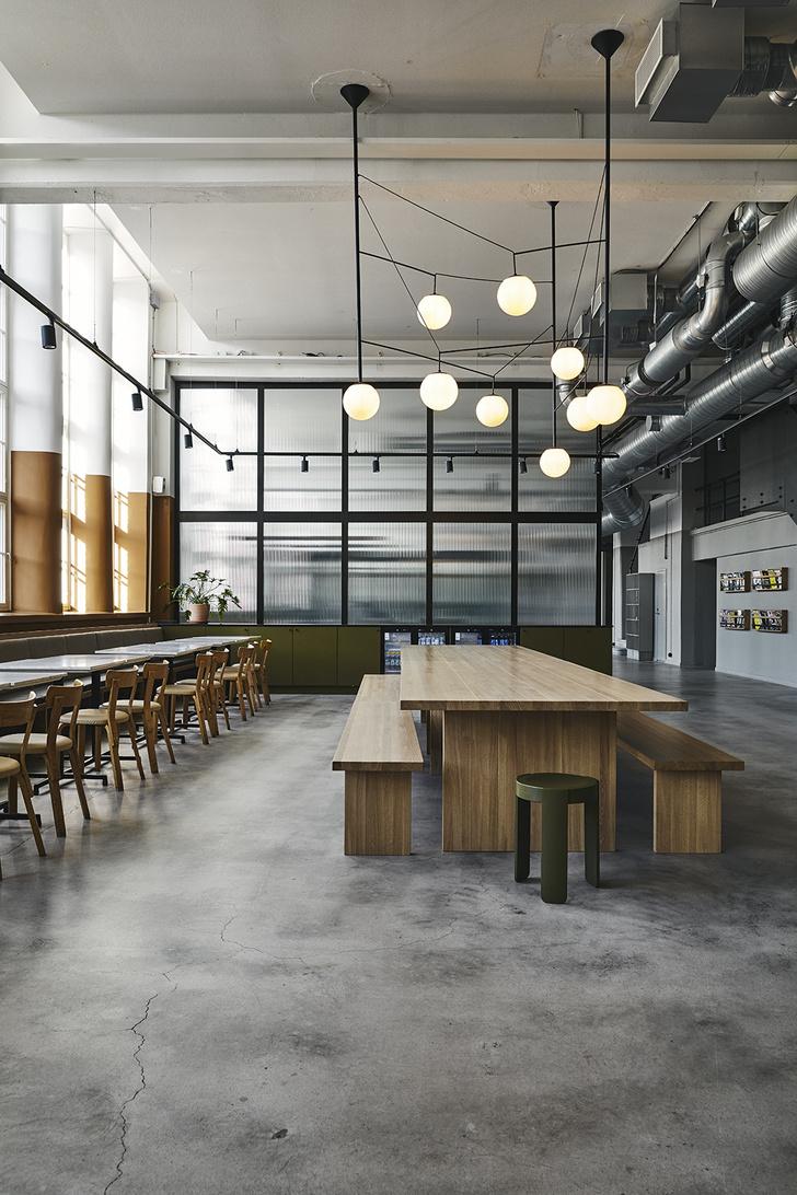 Уютный офис креативного агентства в Хельсинки (фото 3)
