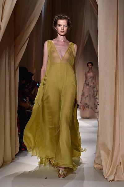 Показ Valentino Haute Couture   галерея [1] фото [23]