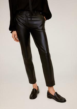 Кожаные брюки: какие купить и с чем носить (фото 14.1)