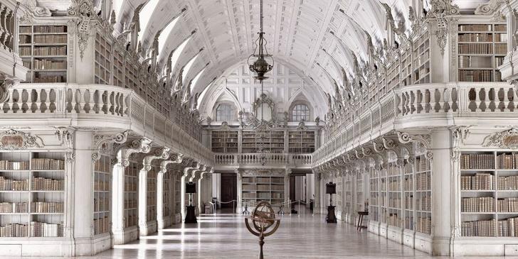 Самые потрясающие библиотеки мира (фото 12)