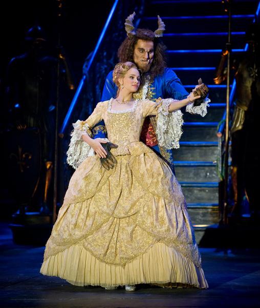 Мюзикл «Красавица и Чудовище» отметит в Москве 20 лет мирового успеха