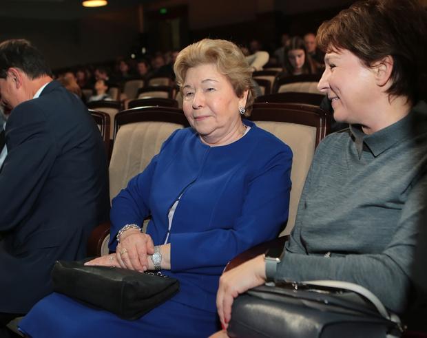 Наина Ельцина и Татьяна Юмашева