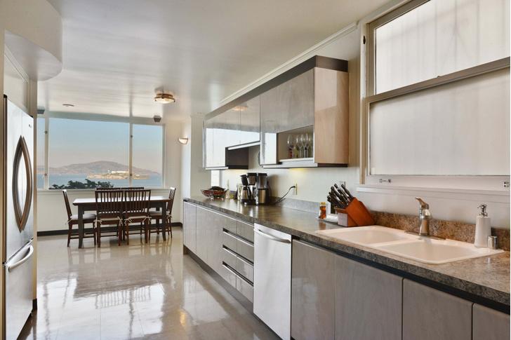 Дом Николаса Кейджа в Сан-Франциско (фото 8)