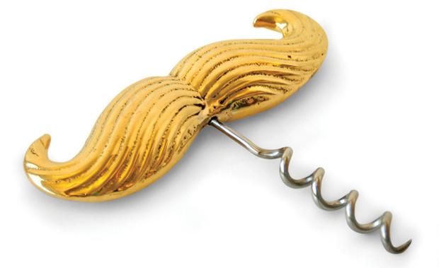 Штопор из коллекции Brass Bibelots, Jonathan Adler.