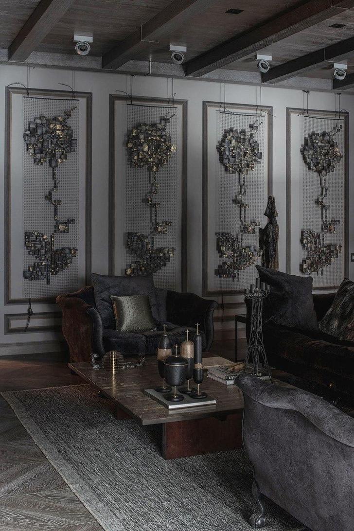 Квартира с коллекционным дизайном в центре Киева (фото 2)