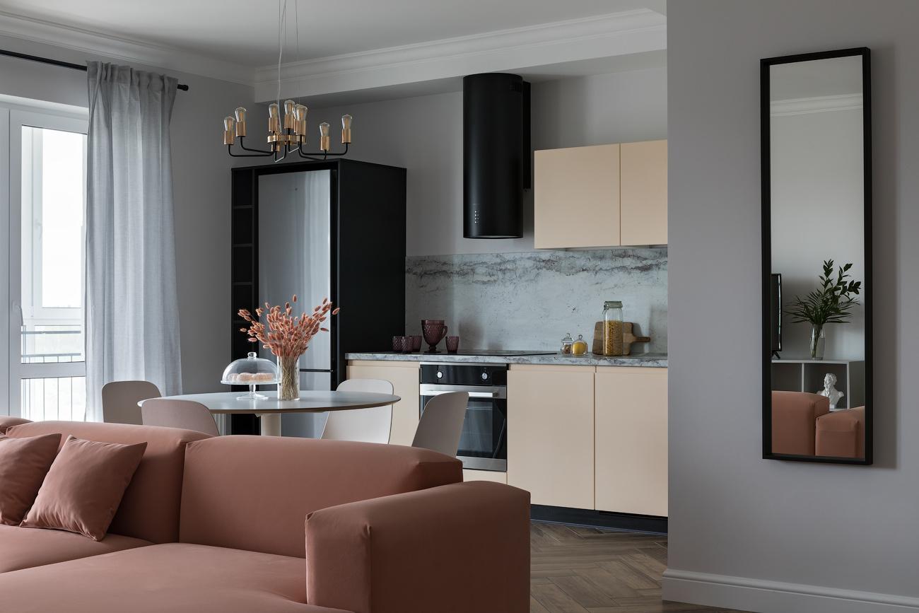 Розовая мебель: 30+ ярких примеров (галерея 1, фото 2)