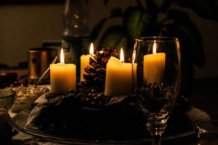 Зажжем: как правильно использовать свечи (фото 14)