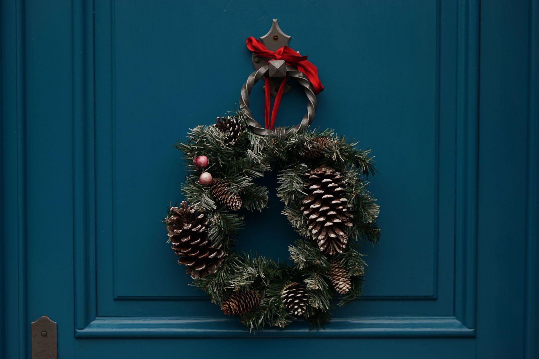 Новогодний декор из природных материалов: 10+ идей (галерея 1, фото 4)