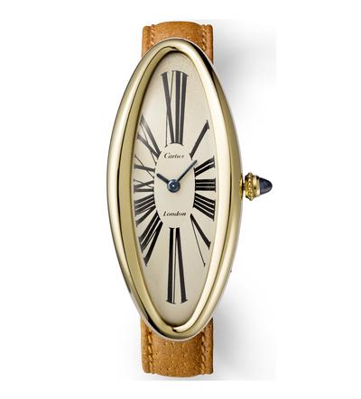 Новая жизнь часов Cartier Baignoire Allongée (галерея 4, фото 8)