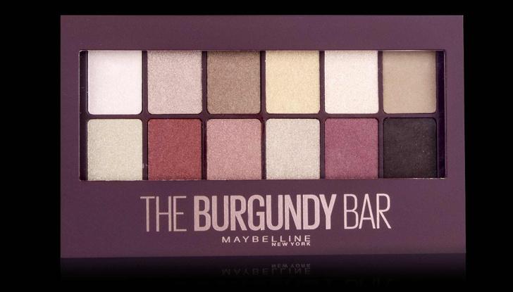 The Burgundy Bar от Maybelline