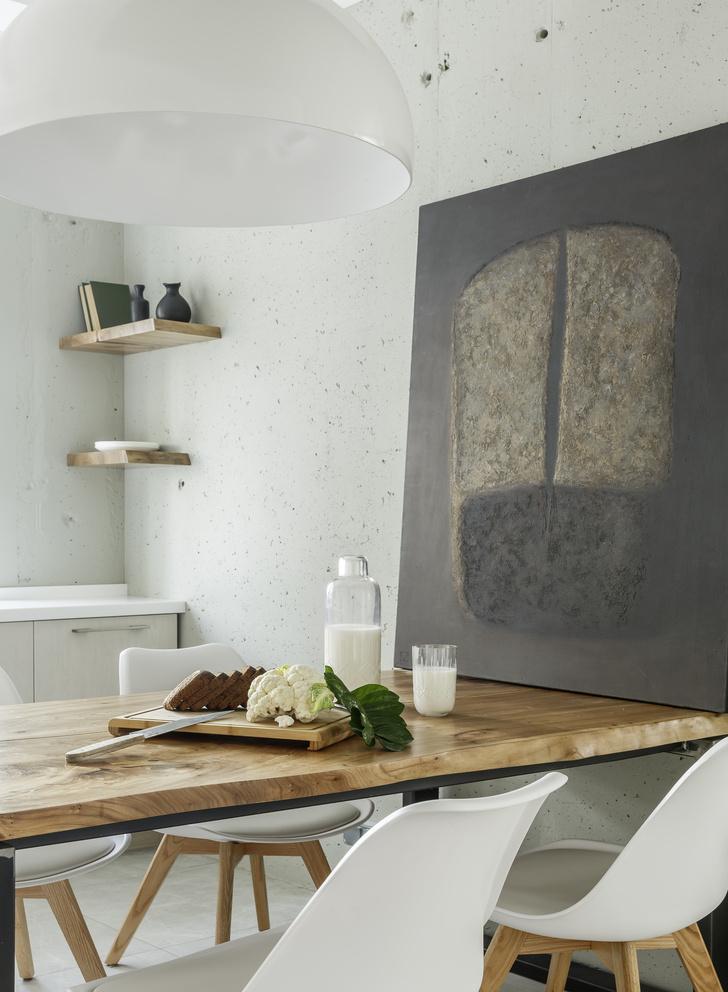 Чистый эксперимент: квартира 65 м² в Подмосковье (фото 8)