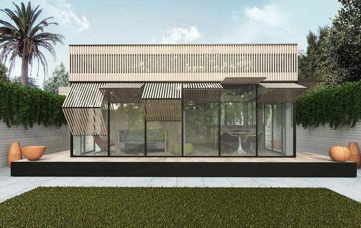 Префабы Ива Беара — сборные дома будущего (фото 2)