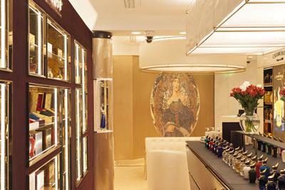 На Патриарших открылся парфюмерный бутик Xerjoff (галерея 1, фото 0)