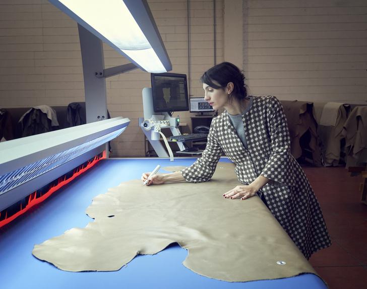 Модный гардероб: проект Марты Ферри для Molteni&C (фото 2)
