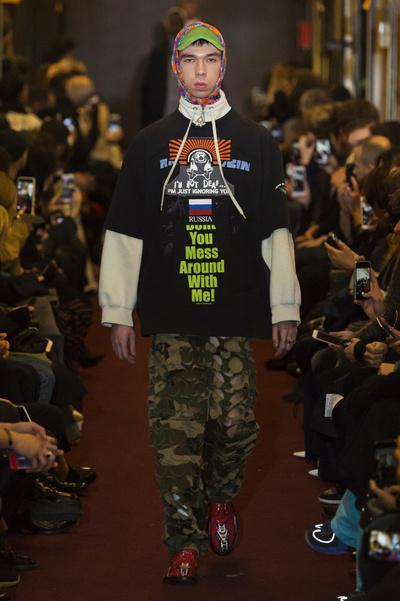 Главное, что случилось на Неделе мужской моды в Париже (галерея 7, фото 0)