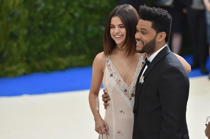 Селена Гомес и The Weeknd стали жить вместе фото [1]