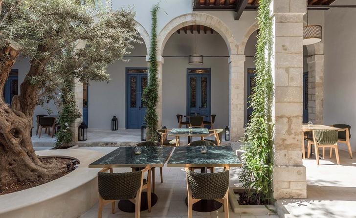 Отель Sir Paul: современная классика на Кипре (фото 11)