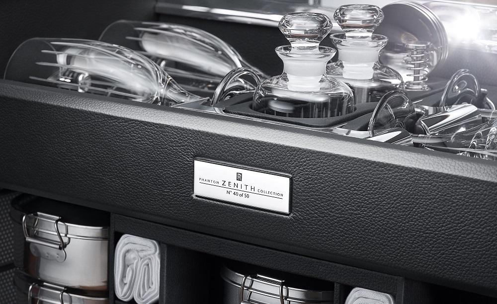 Набор для пикника от Rolls-Royce Motor Cars   галерея [1] фото [1]