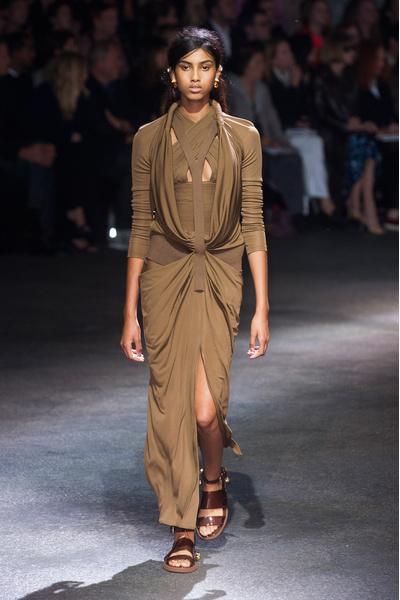 Givenchy на Неделе моды в Париже