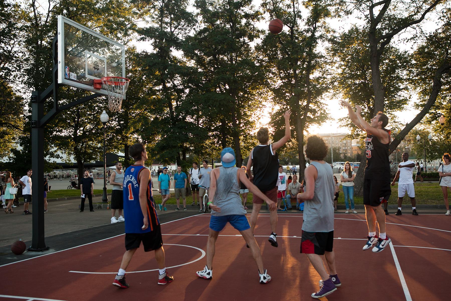 Парк Горького открывает летний сезон | галерея [1] фото [4]