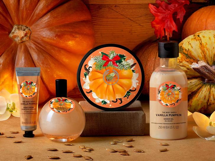 The Body Shop представили коллекцию, вдохновленную Хэллоуином фото [1]