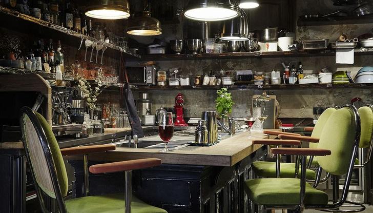 Лучшие бары Москвы (фото 13)