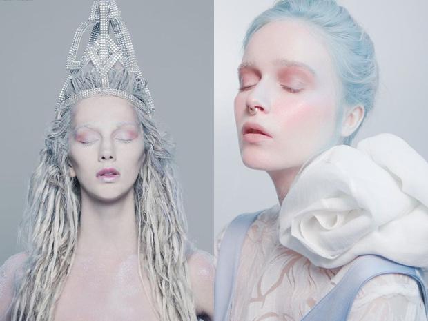 20 идей макияжа на Хэллоуин (фото 43)