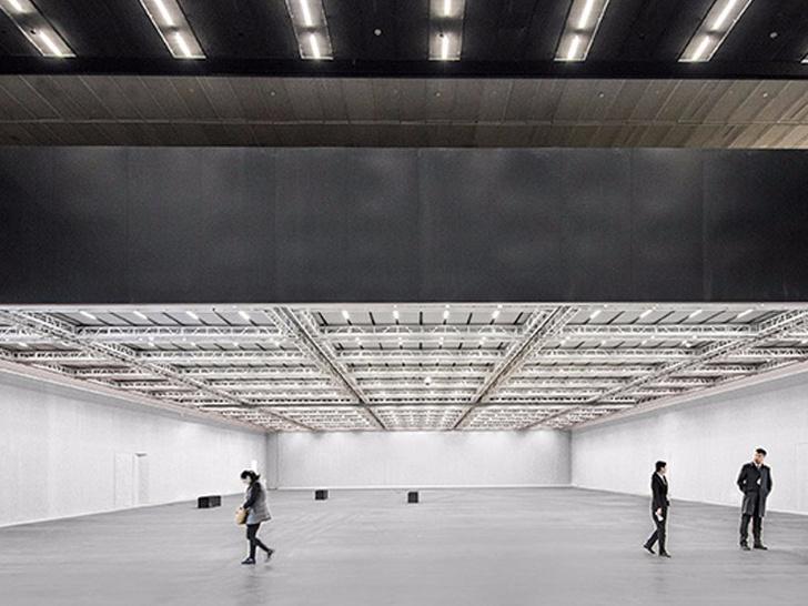 Новая штаб-квартира аукционного дома Guardian Art Center (фото 11)