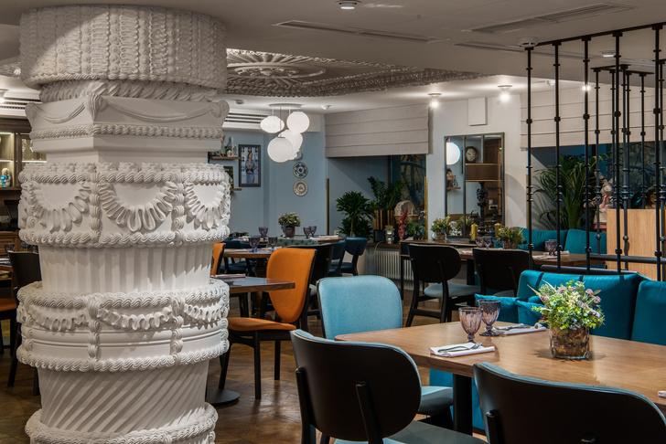 Кафе-гостиная «Гретель» в Москве (фото 12)