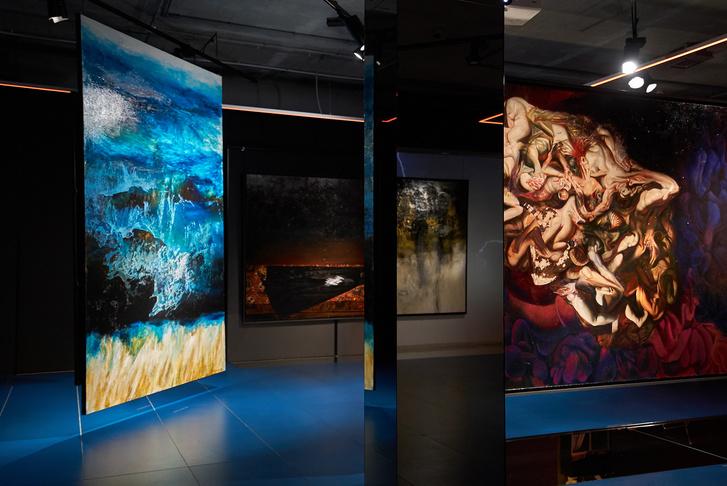 Галерея VS Unio: площадка-трансформер для любого искусства (фото 4)