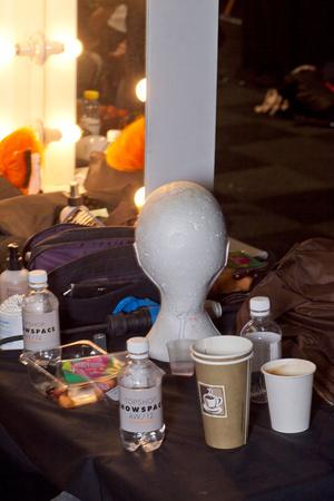 Показ Meadham Kirchhoff коллекции сезона Осень-зима 2012-2013 года prêt-à-porter - www.elle.ru - Подиум - фото 357172