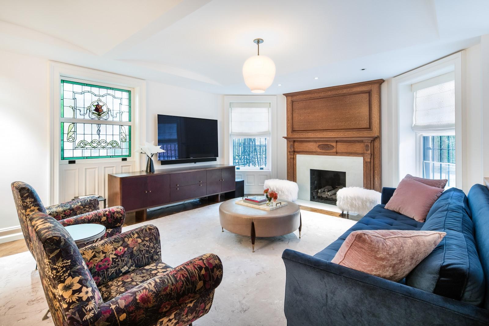 Дом Дженнифер Коннелли в Бруклине