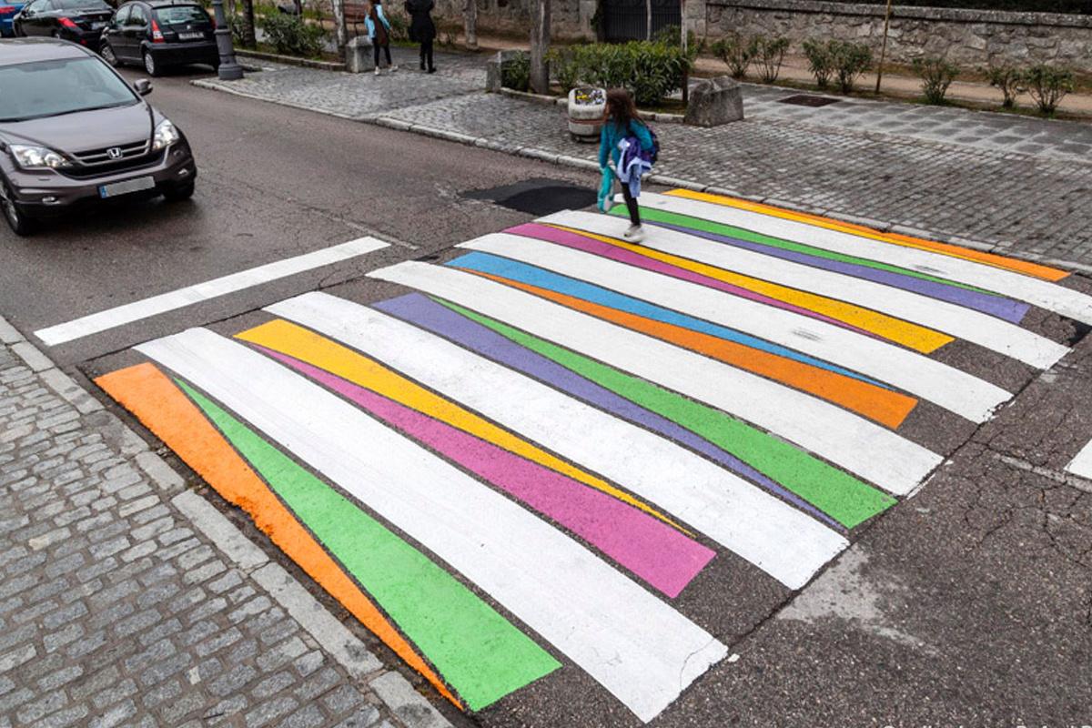 Стрит-арт в большом городе (галерея 54, фото 3)