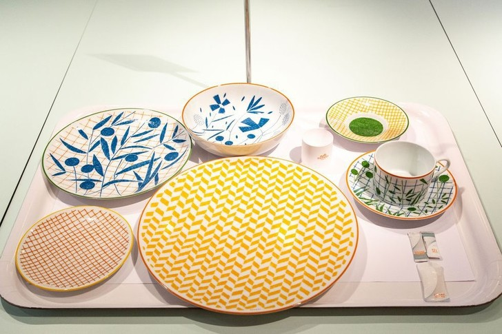 Hermès представил коллекцию посуды (фото 3)