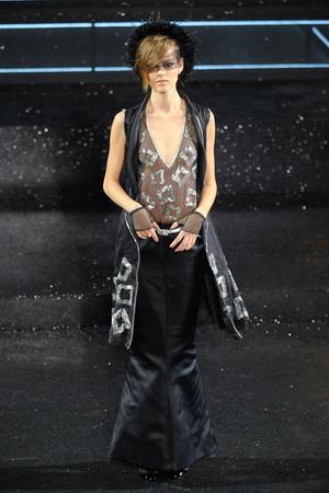 Показ  коллекции сезона Осень-зима 2011-2012 года Haute couture - www.elle.ru - Подиум - фото 278056