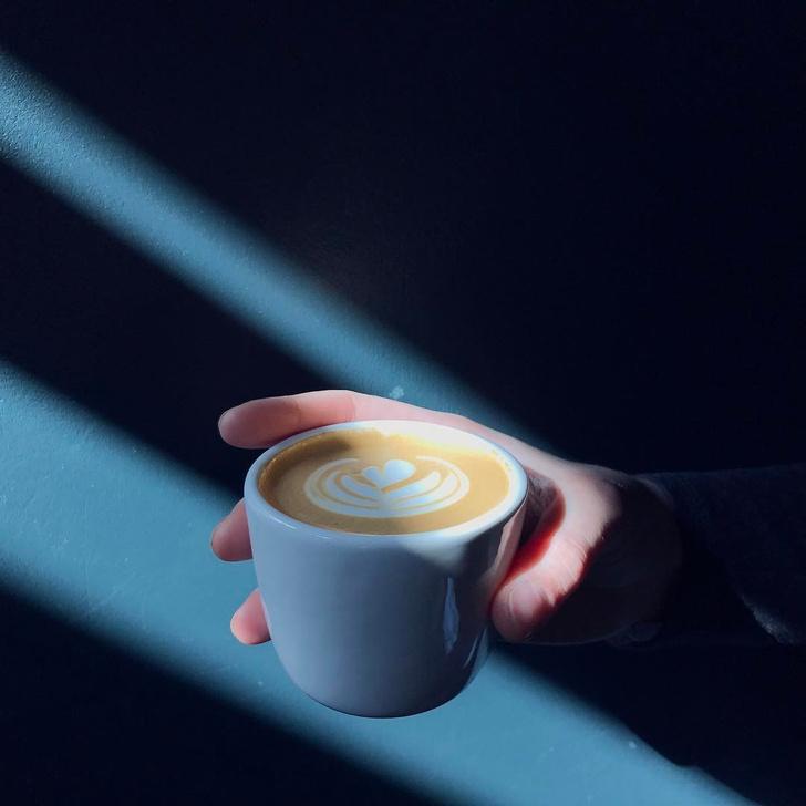 Кофейня Camera Obscura меню