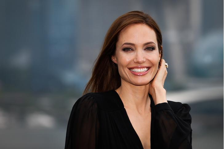 Анджелина Джоли призналась, что не хотела быть актрисой (фото 3)