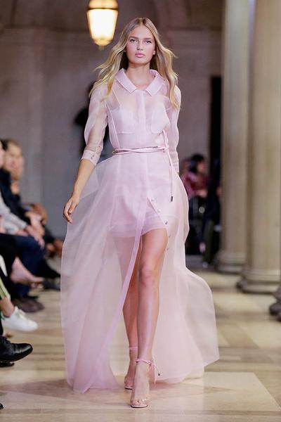 Неделя моды в Нью-Йорке 2015: день седьмой | галерея [1] фото [2]