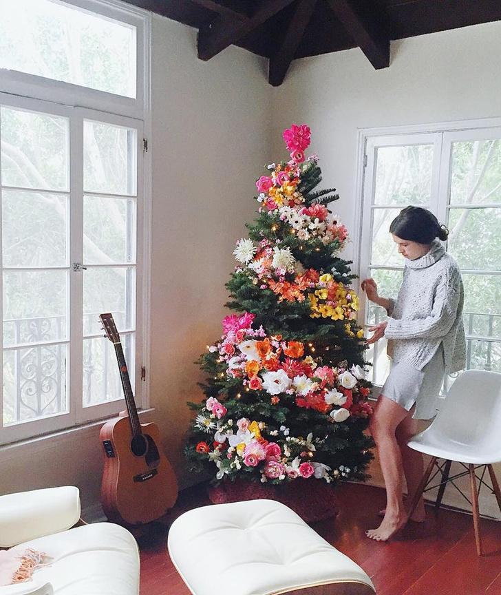 Новогоднее украшение дома: советы флориста фото [7]