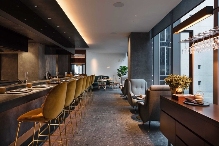 Изысканный японский ресторан Ryota Kapou Modern (фото 2)