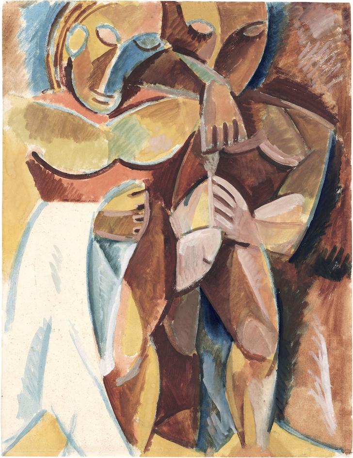 «Анатомия кубизма»: выставка Пабло Пикассо в Пушкинском музее (фото 0)