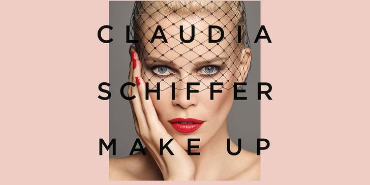 Claudia Schiffer Makeup Клаудия Шиффер