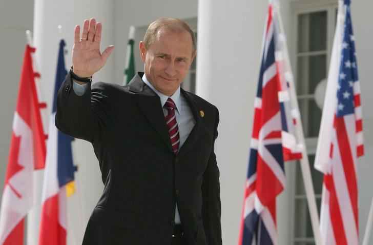 Под водой и в небе: коллекция впечатлений Владимира Путина фото [10]