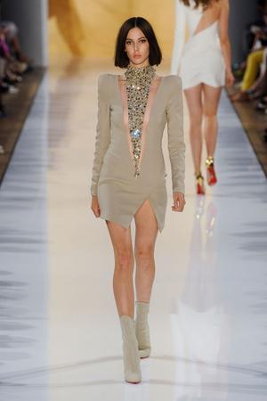 Показ Alexander Vauthier коллекции сезона Осень-зима 2012-2013 года haute couture - www.elle.ru - Подиум - фото 404488