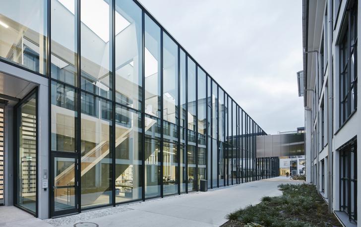 Новое здание штаб-квартиры Swarovski от студии Snøhetta (фото 15)