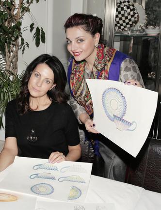 Дом Evgeniya Kryukova разработает сервз для арабского отеля (фото 1)