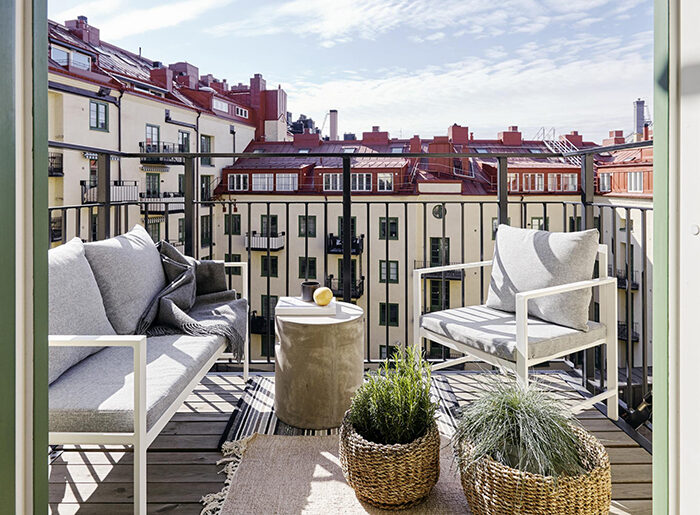 Балкон в скандинавском стиле: 7 советов (фото 19)